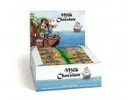 Display chocolade, Illustrator