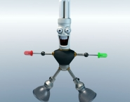 Character Design 2D Handmatig