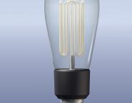 Product lamp02, 3D lightwave